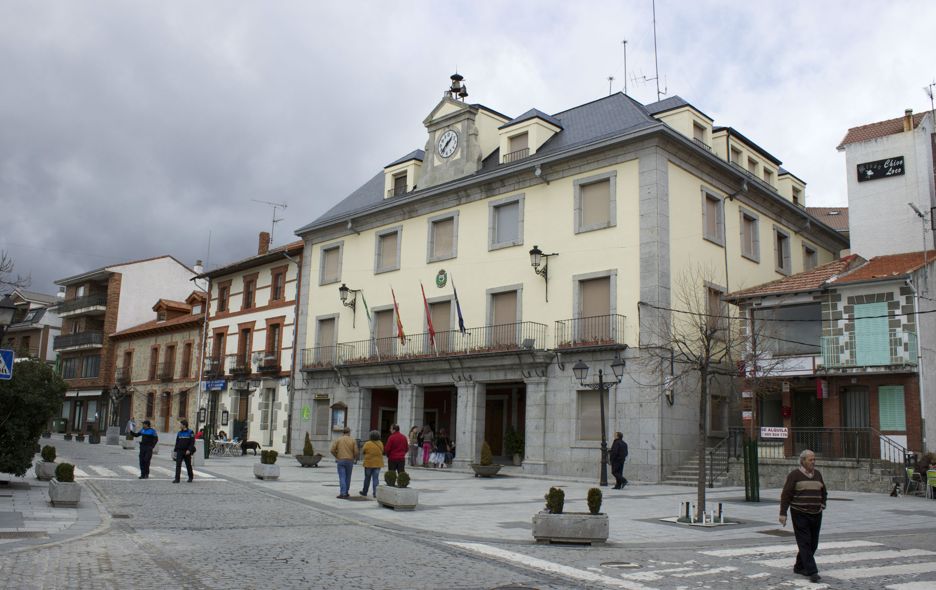 Ayuntamiento Cercedilla